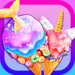 Cooking Games:Unicorn Chef Mermaid Games for Girls 2.7  (MOD, Unlimited Money)