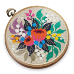 Cross Stitch Club — Color by Numbers with a Hoop 1.4.38  (MOD, Unlimited Money)