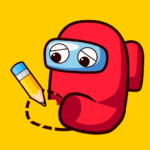 Draw One Part – Impostor Puzzle Brain Game 1.16 (MOD, Unlimited Money)