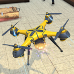 Drone Attack Flight Game 2020-New Spy Drone Games 1.5 (MOD, Unlimited Money)