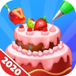 Food Diary: New Games 2020 & Girls Cooking games 2.1.6 (MOD, Unlimited Money)