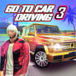 Go To Car Driving 3 1.4 (MOD, Unlimited Money)