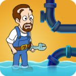 Home Pipe: Water Puzzle v3.6  (MOD, Unlimited Money)