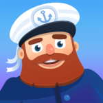 Idle Ferry Tycoon – Clicker Fun Game 1.11.3 (MOD, Unlimited Money)