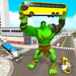 Incredible Monster City Hero Battle Mission 2021 1.1 (MOD, Unlimited Money)