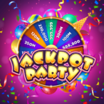 Jackpot Party Casino Games: Spin FREE Casino Slots  v5024.00  (MOD, Unlimited Money)