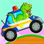 Kids Car Racing Game Free 41 (MOD, Unlimited Money)