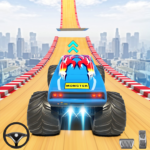 Mountain Climb Stunt Game: Monster Truck Games 1.0 (MOD, Unlimited Money)