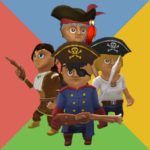 Pirates party: 2 3 4 players 2.27 (MOD, Unlimited Money)