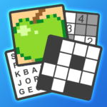Puzzle Page – Crossword, Sudoku, Picross and more  4.1.1  (MOD, Unlimited Money)