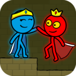 Red and Blue Stickman : Animation Parkour 1.3.1 (MOD, Unlimited Money)