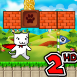 Super Cat World 2 HD – Syobon Action 1.0 (MOD, Unlimited Money)