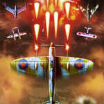 Top Fighter: WWII airplane Shooter  34 (MOD, Unlimited Money)