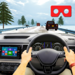 VR Traffic Racing In Car Driving : Virtual Games 1.0.24 (MOD, Unlimited Money)