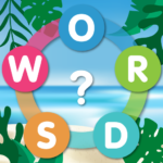 Word Search Sea: Unscramble words 2.1.2  (MOD, Unlimited Money)