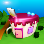 purble place cake maker- cooking cake game  (MOD, Unlimited Money)