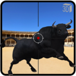 Angry Bull Attack Shooting  (MOD, Unlimited Money) 802.5
