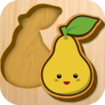 Baby Wooden Blocks Puzzle  (MOD, Unlimited Money) 7.1