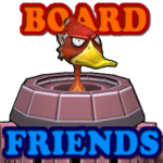 Board Game Friends (2,3,4players) 16Games 32 (MOD, Unlimited Money)