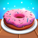 Boston Donut Truck – Fast Food Cooking Game 1.0.11 (MOD, Unlimited Money)