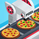 Cake Pizza Factory Tycoon: Kitchen Cooking Game  (MOD, Unlimited Money) 3.8
