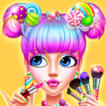 🍬👧Candy Girl Makeup – Dress up Game  (MOD, Unlimited Money) 2.5.5052