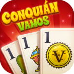 Conquian Vamos – The Best Card Game Online  (MOD, Unlimited Money) 1.1.8