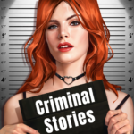 Criminal Stories: Detective games with choices  (MOD, Unlimited Money) 0.3.4