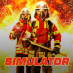 Fire Force Simulator Firefighters Police Ambulance 54 (MOD, Unlimited Money)
