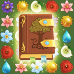 Flower Book: Match-3 Puzzle Game  (MOD, Unlimited Money) v1.206