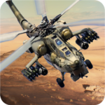Helicopter Combat Gunship – Helicopter Games 2020 1.17 (MOD, Unlimited Money)