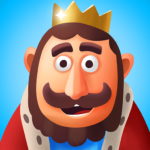 Idle King Tycoon Clicker Simulator Games 0.4.251  (MOD, Unlimited Money)