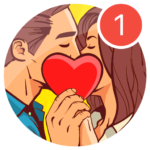 Kiss Me: Spin the Bottle for Dating, Chat & Meet  (MOD, Unlimited Money) 1.0.40