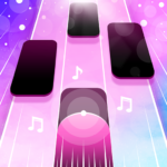 Magic Pink Tiles: Piano Game  (MOD, Unlimited Money) 1.0.13