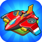 Merge Planes – Best Idle Relaxing Game  (MOD, Unlimited Money) 1.1.58