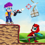 Mr Shooter Puzzle New Game 2021 – Shooting Games 1.47 (MOD, Unlimited Money)