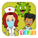 My Tizi Town Hospital – Doctor Games for Kids 🏥  (MOD, Unlimited Money) 2.2