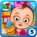 My Town : Daycare  (MOD, Unlimited Money) 1.96