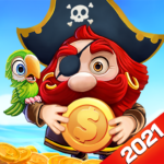 Pirate Master – Be The Coin Kings v1.9.18 (MOD, Unlimited Money)
