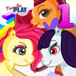 Pony Games for First Graders  (MOD, Unlimited Money)