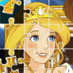 Princess Puzzles and Painting  (MOD, Unlimited Money) 4.3