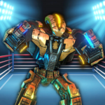Real Robot Ring Boxing 1.15 (MOD, Unlimited Money)