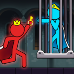 Red And Blue Stickman  (MOD, Unlimited Money) 1.0.7