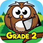 Second Grade Learning Games  (MOD, Unlimited Money) 5.5