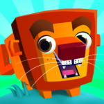 Spin a Zoo – Tap, Click, Idle Animal Rescue Game!  (MOD, Unlimited Money) 2.0_469