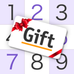 Sudoku ‐Puzzle&Prize Win a Gift Cards on the spot!  (MOD, Unlimited Money) 1.1.5