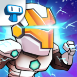 Super League of Heroes – Comic Book Champions 1.0.9    (MOD, Unlimited Money)