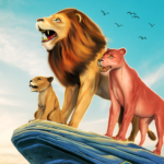 The Lion Simulator: Animal Family Game  (MOD, Unlimited Money) 1.0