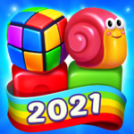 Toy Tap Fever – Cube Blast Puzzle 3.3.5052 (MOD, Unlimited Money)