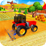 Tractor Farm 3D: New Tractor Farming Games 1.11   (MOD, Unlimited Money)